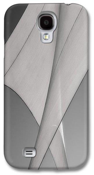 Sailcloth Abstract Number 3 Galaxy S4 Case