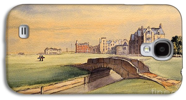 Saint Andrews Golf Course Scotland - 18th Hole Galaxy S4 Case