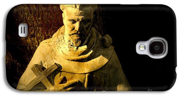 Saint Francis Galaxy S4 Case by Susanne Van Hulst