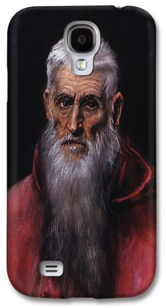 Saint Jerome Galaxy S4 Case by Celestial Images
