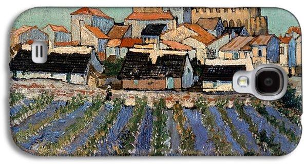 Saintes Maries De La Mer Galaxy S4 Case by Vincent van Gogh
