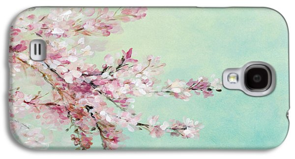 Sakura Fragile Beauty Galaxy S4 Case