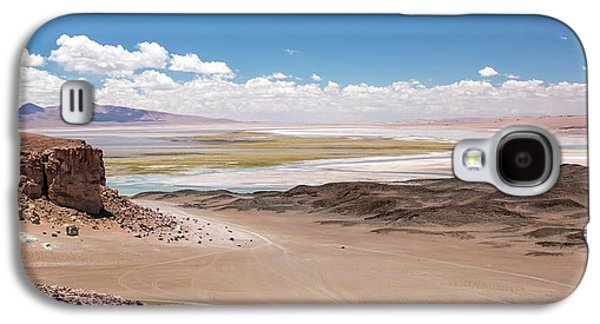 Salar De Tara Galaxy S4 Case by Peter J. Raymond