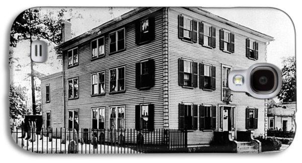 Salem Grimshawe House Galaxy S4 Case by Granger