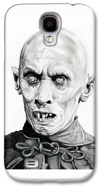 Salem's Lot Galaxy S4 Case by Fred Larucci