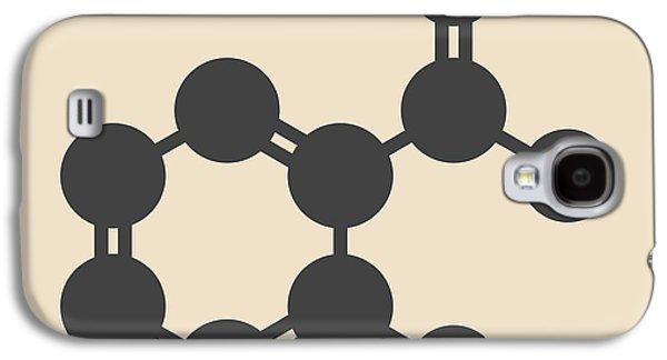 Salicylic Acid Molecule Galaxy S4 Case
