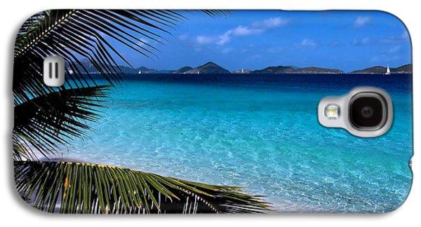 Saloman Beach - St. John Galaxy S4 Case