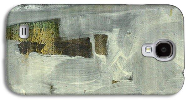 Salt Marsh C2013 Galaxy S4 Case by Paul Ashby