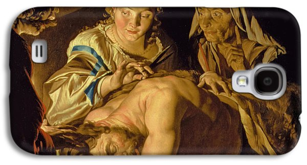 Samson And Delilah Galaxy S4 Case