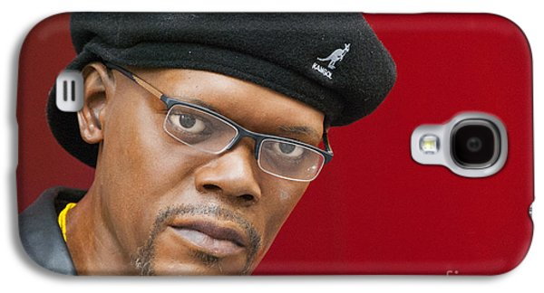 Samuel L. Jackson Galaxy S4 Case by Juli Scalzi