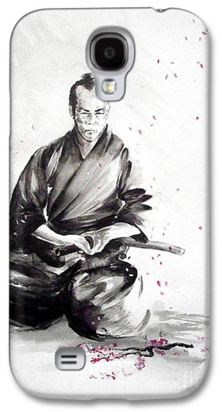 Samurai Warrior Japanese Martial Arts. Bushido. Galaxy S4 Case by Mariusz Szmerdt