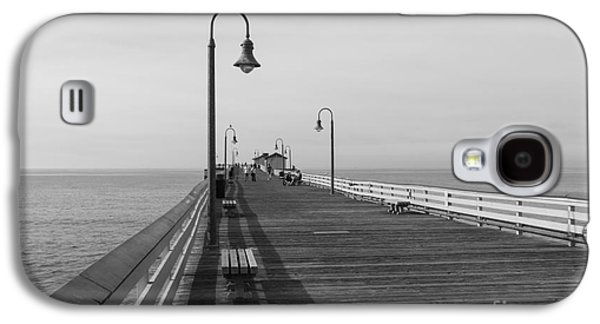 San Clemente Pier Galaxy S4 Case