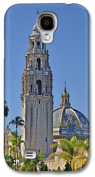 San Diego's Pride - Balboa Park Galaxy S4 Case