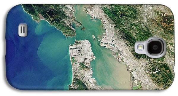 San Francisco Bay Galaxy S4 Case by Jesse Allen And Robert Simmon/u.s. Geological Survey/nasa