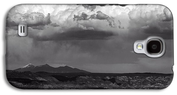 San Francisco Peaks Snow Rain And Clouds Galaxy S4 Case