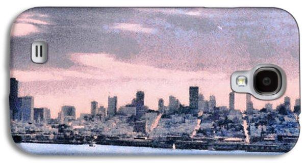 San Francisco Shoreline Galaxy S4 Case