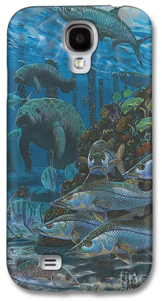 Spoonbill Galaxy S4 Case - Sanctuary In0021 by Carey Chen