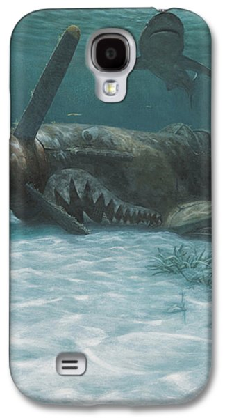 Sand Shark Galaxy S4 Case