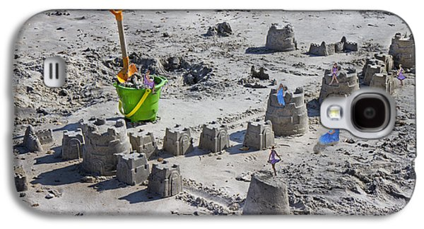 Sandcastle Squatters Galaxy S4 Case