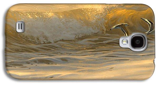 Sanderlings Galaxy S4 Case