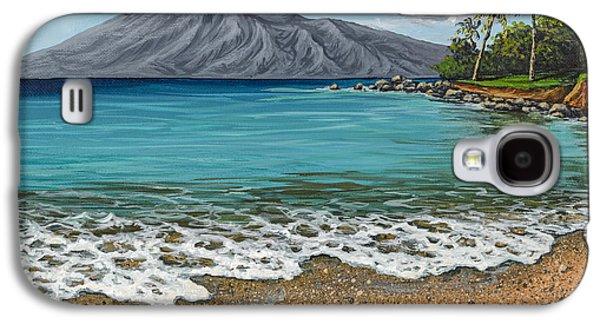 Sandy Beach Galaxy S4 Case