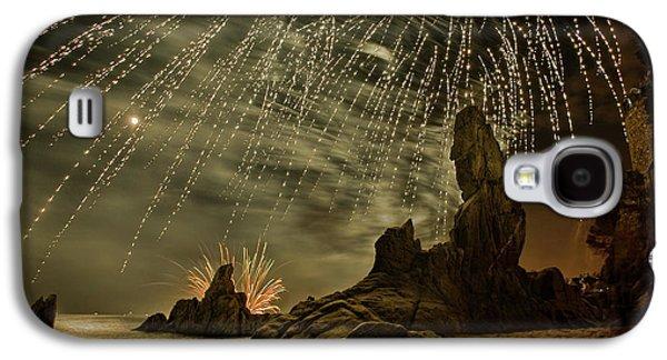 Sant Joan Feast  2 Galaxy S4 Case by Jordi Gallego