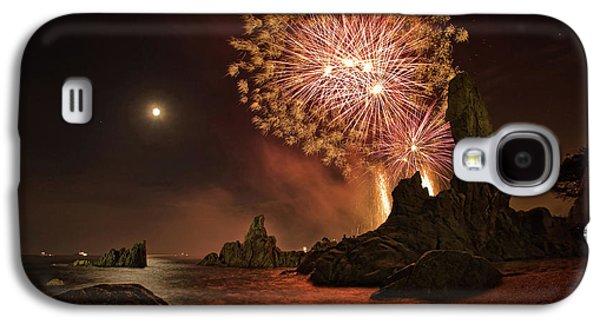 Sant Joan Feast Galaxy S4 Case by Jordi Gallego