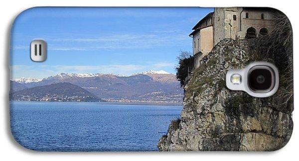 Galaxy S4 Case featuring the photograph Santa Caterina - Lago Maggiore by Travel Pics