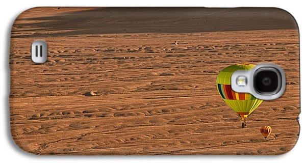 Santa Fe Bound Galaxy S4 Case