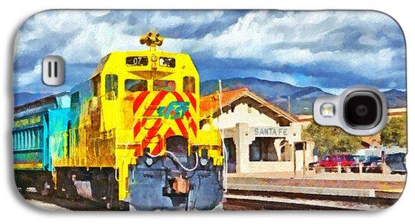 Santa Fe Southern Railway Train Galaxy S4 Case