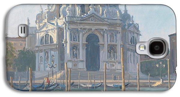 Santa Maria Della Salute Galaxy S4 Case by Julian Barrow