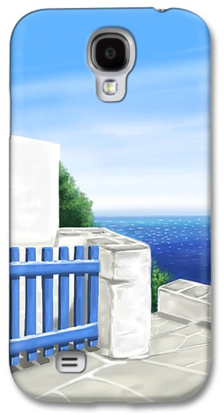 Santorini Galaxy S4 Case