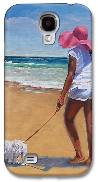 Sassy Galaxy S4 Case by Laura Lee Zanghetti