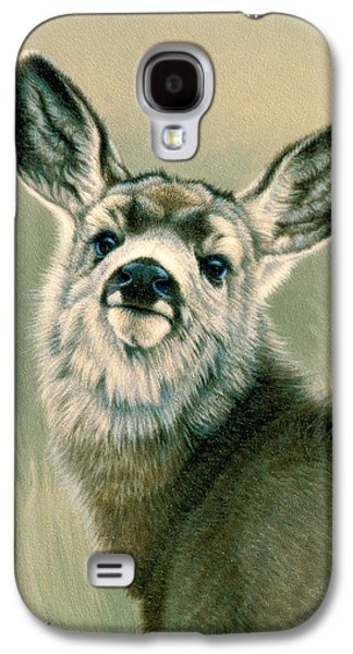 Sassy Look Galaxy S4 Case by Paul Krapf