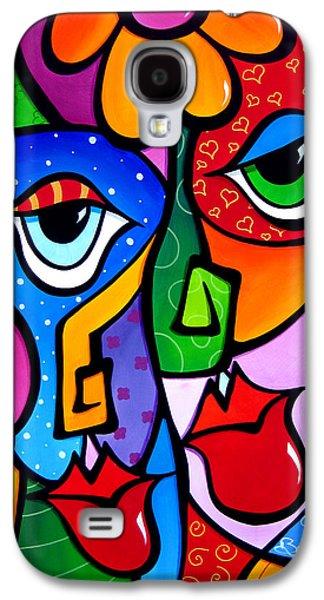 Satisfaction Galaxy S4 Case by Tom Fedro - Fidostudio