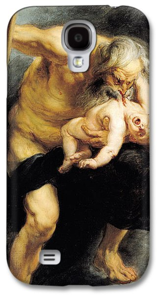 Saturn Devouring His Son Galaxy S4 Case by Peter Paul Rubens