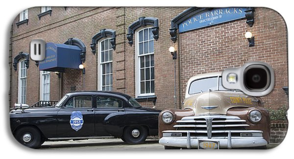 Savannah Chatham Metropolitan Police Department Galaxy S4 Case by Erin Cadigan