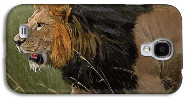 Savannah Patrol Galaxy S4 Case