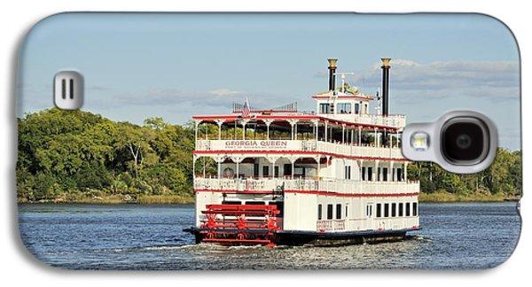 Savannah River Steamboat Galaxy S4 Case