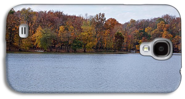 Scales Lake In Autumn Galaxy S4 Case by Sandy Keeton