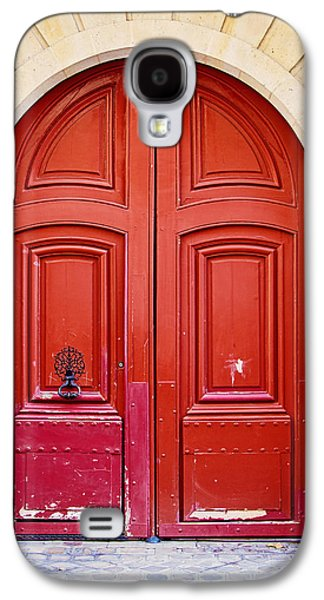 Scarlet Galaxy S4 Case by Melanie Alexandra Price