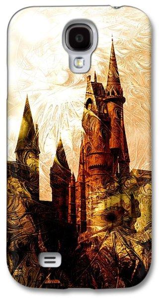 School Of Magic Galaxy S4 Case