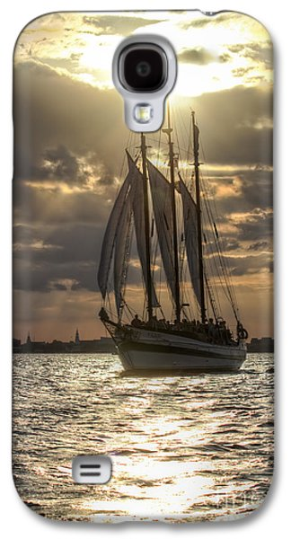 Schooner Pride Charleston Sc Galaxy S4 Case