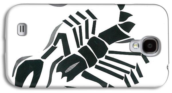 Scorpion Galaxy S4 Case by Earl ContehMorgan