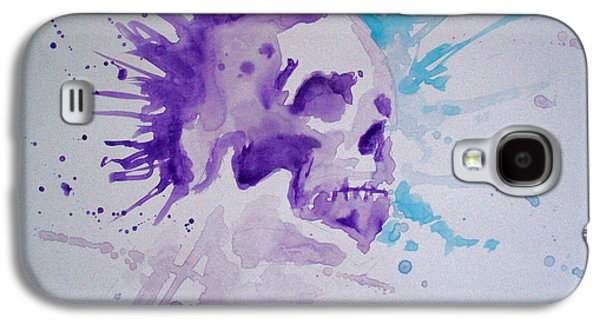 Scream Galaxy S4 Case by Ong Chii Huey