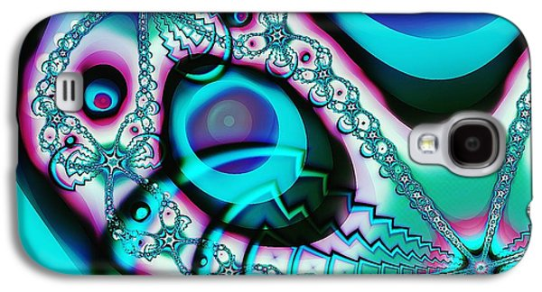 Screaming Ghost Galaxy S4 Case by Anastasiya Malakhova
