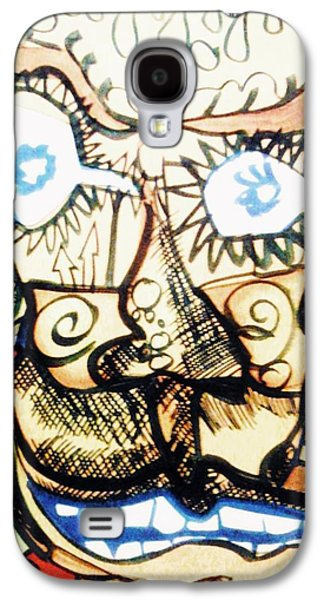 Scribz Nyc Funktified Galaxy S4 Case by Scribz