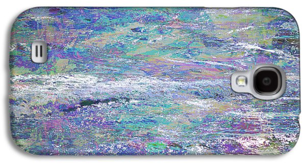 Sea Expressions Galaxy S4 Case by John Fish