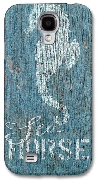 Sea Horse Galaxy S4 Case by Cora Niele