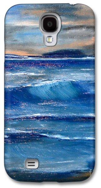 Sea Of Galilee Galaxy S4 Case